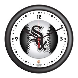 Chicago Lighthouse | Chicago White Sox 14 inch decorative wall clock