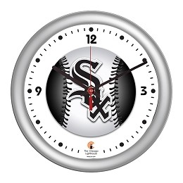 Chicago Lighthouse | Chicago White Sox 14 inch decorative wall clock (COPY)