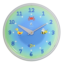 Chicago Lighthouse | Green Planet 12.75 inch children's wall clock