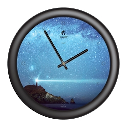 Chicago Lighthouse | - Milky WayLighthouse 14 inch decorative wall clock