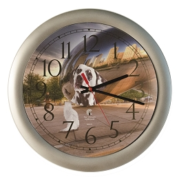 Chicago Lighthouse | Chicago Unleashed - Bean 14 inch decorative wall clock