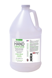 Hand Sanitizer, Fragrance Free - 1 gal. refill