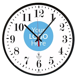 Indoor & Outdoor  Commercial/Residential Wall Clock | 12.75