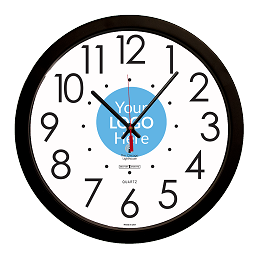 SelfSet Movement Commercial/Residential Wall Clock | 14.5