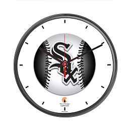 Chicago Lighthouse | White Sox - 12.75 inch decorative wall clock (COPY)