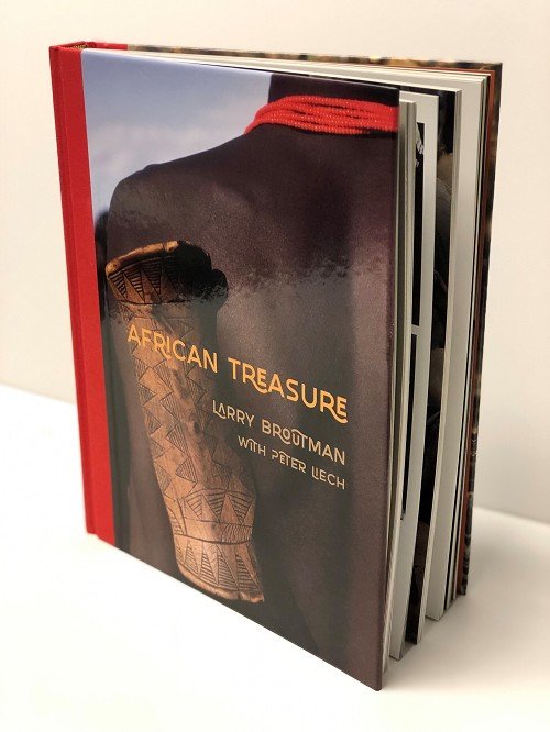 African Treasure by Larry Broutman and Peter Liech